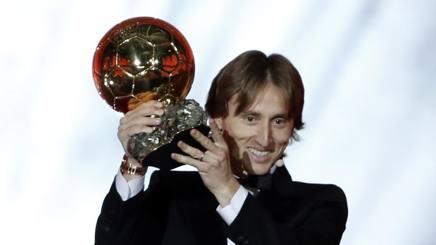 Luka Modric. AP