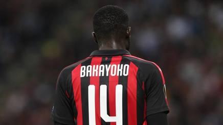 Tiemouè Bakayoko, centrocampista del Milan