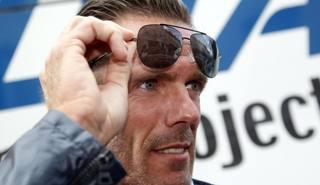 Mario Cipollini, ciclista professionista dal 1989 al 2005. Getty