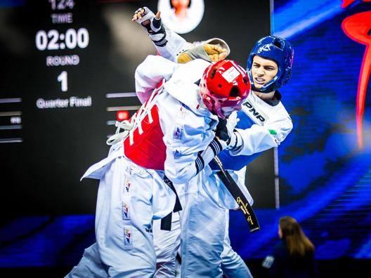 Vito Dell'Aquila è tra i 16 atleti più forti al Mondo nei -58 kg