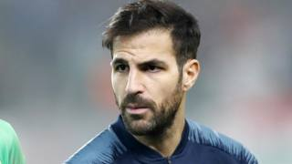 Cesc Fabregas, 31 anni. Getty Images