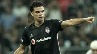 Pepe, ex difensore del Besiktas. Epa