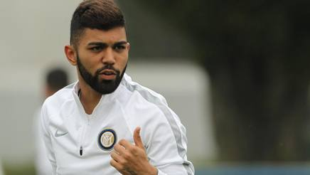 Gabigol. GETTY IMAGES
