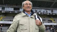 Giuseppe Furino, ex centrocampista della Juventus. Getty