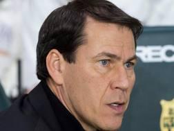 Rudi Garcia, allenatore del Marsiglia. Getty