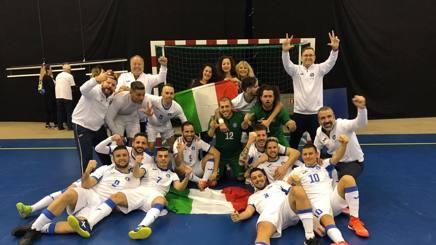 L'Italia che è arrivata al bronzo