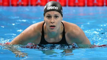 Federica Pellegrini, 30 anni. LaPresse