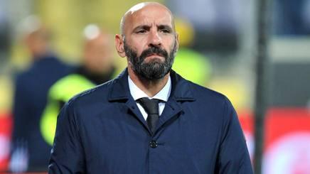 Monchi, direttore sportivo della Roma. Lapresse