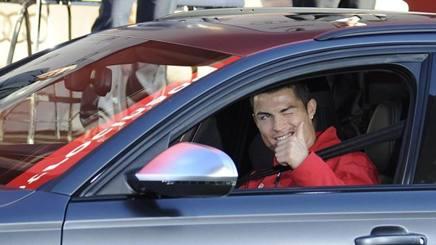 Crisitiano Ronaldo, attaccante della Juventus