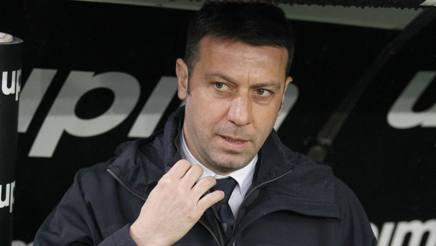 Roberto D'aversa, allenatore del Parma. LaPresse