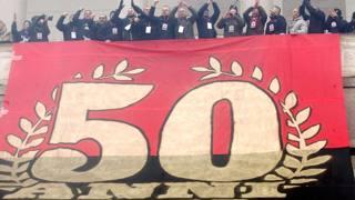 La Curva Sud compie 50 anni. Anche Salvini all'Arena