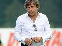 Stefano Bonacini, Ad biancorosso. Getty