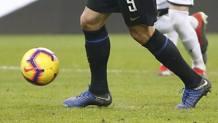 Mauro Icardi, attaccante dell'Inter. Ap