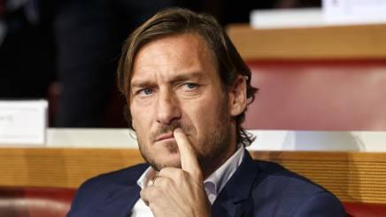 Francesco Totti. Ap