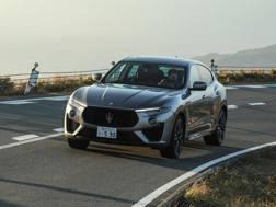 La Maserati Levante Trofeo
