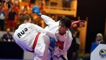 Atleti impegnati a Caorle nella tappa della Youth League