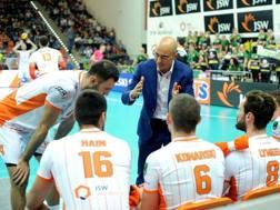Giolito ha condotto Jastrzebski contro Varsavia (perdendo)