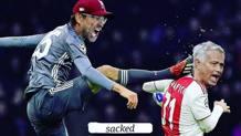 Un meme che ironizza sul fatale k.o. dello United col Liverpool