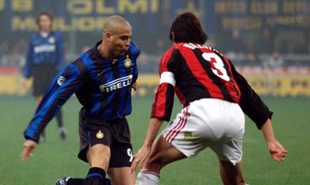 Ronaldo, Maldini. ANSA