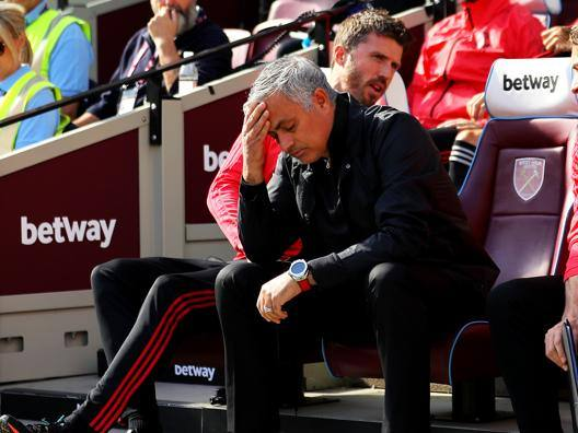 José Mourinho. Getty