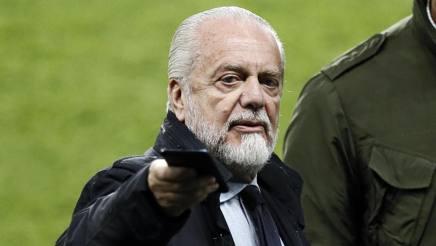 Aurelio De Laurentiis. Epa