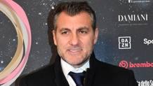Christian Vieri, ex attaccante italiano. Lapresse