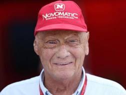 Niki Lauda, Presidente non esecutivo Mercedes F1