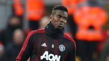 Paul Pogba, centrocampista del Manchester United. Getty