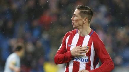 Fernando Torres, ex attaccante dell'Atletico Madrid