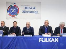 Fanton, Benucci, Aschieri, Benetello e Manno