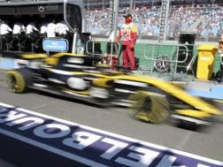 La Renault di F.1quarta nel Mondiale costruttori 2018  AP