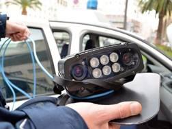 Una telecamera Street Control