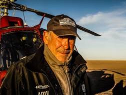 Renè Metge, pilota e direttore sportivo dell'Africa Eco Race
