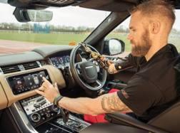 Mark Omrod, ex marine testimonial Land Rover