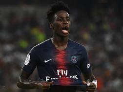 Timothy Weah, 18 anni, attaccante del Psg