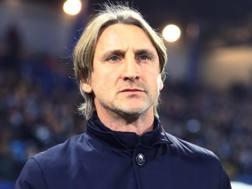 Davide Nicola, tecnico dell'Udinese. Lapresse