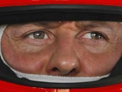 Michael Schumacher, 50 anni il prossimo 3 gennaio. Ap
