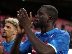 Kalidou Koulibaly, difensore del Napoli. Getty