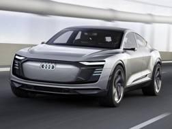 L'Audi e-Tron Sportback