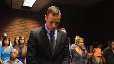Oscar Pistorius, 32 anni. Afp