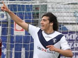 Sandro Tonali, 18 anni. LaPresse
