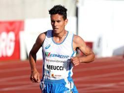 Daniele Meucci. Colombo