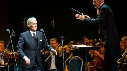 La FIta ospite al Concerto di Natale di José Carreras e Janos Acs a Budapest