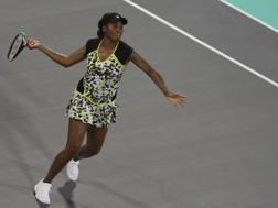 Venus Williams. Ap