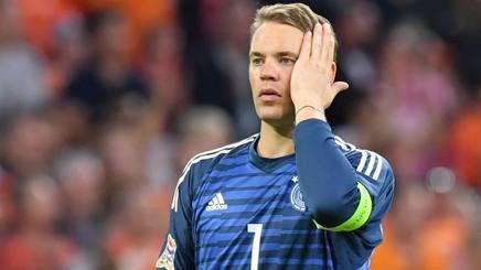 Manuel Neuer, 32 anni, portiere del Bayern Monaco e della Germania. AFP