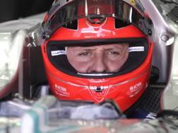 Michael Schumacher. AP