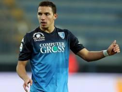 Ismael Bennacer, 21 anni, centrocampista dell'Empoli. Getty