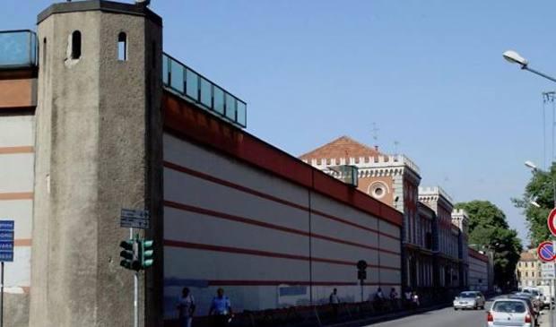 Il carcere di San Vittore a Milano. Getty