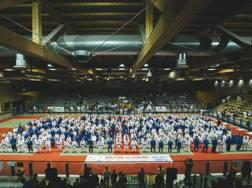 Il Bella Italia Village a Lignano Sabbiadoro accoglie il Judo WInter Camp 2019, foto di Erika Zucchiatti e Giada De Pra