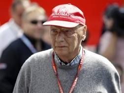 Niki Lauda. Ap